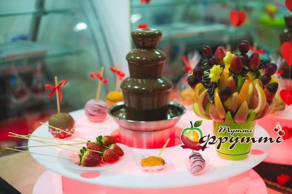 Фруктово-шоколадна студія Тутті Фрутті